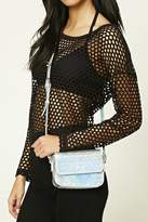 Forever 21 Holographic Mini Crossbody
