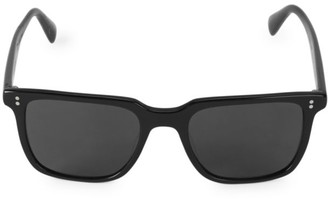 Oliver Peoples RS20 Lachman 50MM Polarized Square Sunglasses