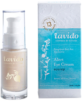 Alert Eye Cream with Hyaluronic Acid