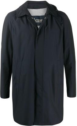 Herno Hooded Lightweight Coat