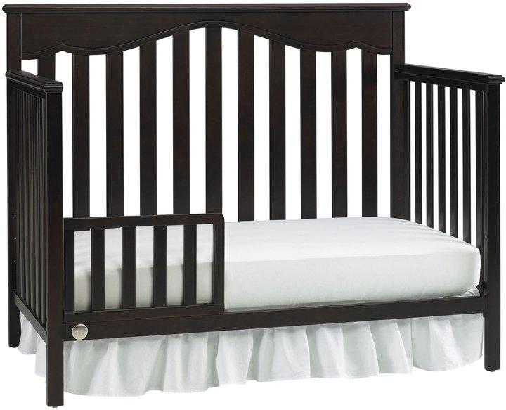 Fisher-Price Ayden Convertible Crib - Espresso
