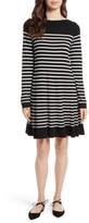 Kate Spade Women's Stripe Swing Sweater Dress