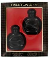 Halston Z-14 By Gift Set4.2 oz Cologne Spray + 4.2 oz After Shave + In Display Box