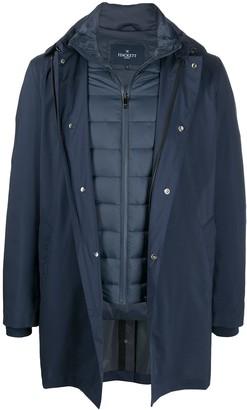 Hackett Layered Padded Coat