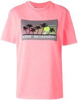 Alexander Wang mind detergent patch T-shirt - women - Cotton/Polyester - S