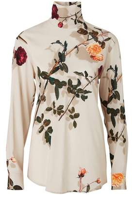 Dries Van Noten Printed blouse