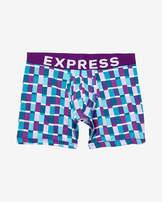 Express check boxer brief
