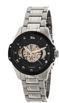 Reign Unisex Silver Tone Bracelet Watch-Reirn4502