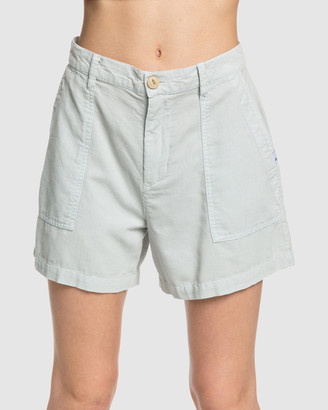 Quiksilver Womens BB Cord Short