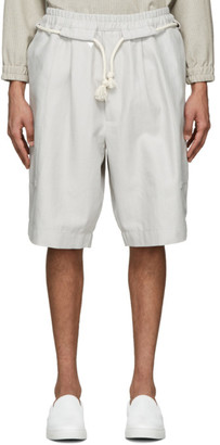 House of the Very Islands Grey Cruise Shorts