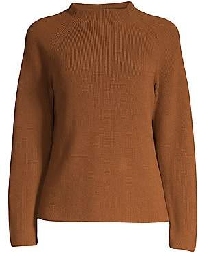 Eileen Fisher Women's Funnel Neck Sweater