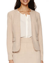 WORTHINGTON Worthington Open Front Suit Jacket