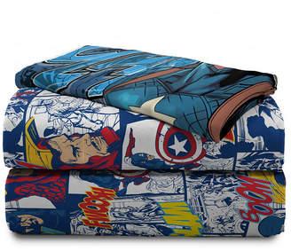 Marvel Avengers 3-Piece Twin Sheet Set Bedding