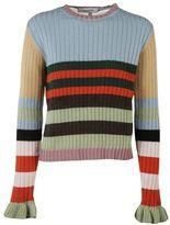Valentino Striped Sweater