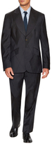 Vivienne Westwood Wool Embroidered Peak Lapel Suit