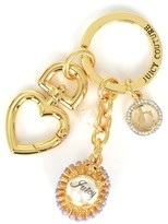Juicy Couture Outlet - HEDGEHOG KEY FOB