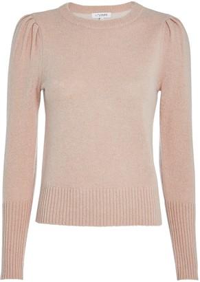 Intermix Greta Wool-Blend Lurex Sweater