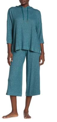 Donna Karan Cropped Knit Pants