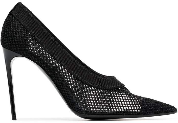 9b4fe411d Fishnet Pumps - ShopStyle