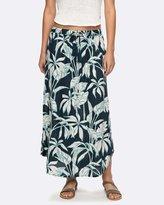 Roxy Womens Land Of Beauty Skirt