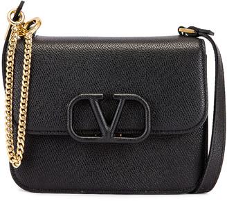 Valentino Small VSling Shoulder Bag in Black | FWRD