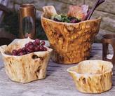 Burl Wood Bowls