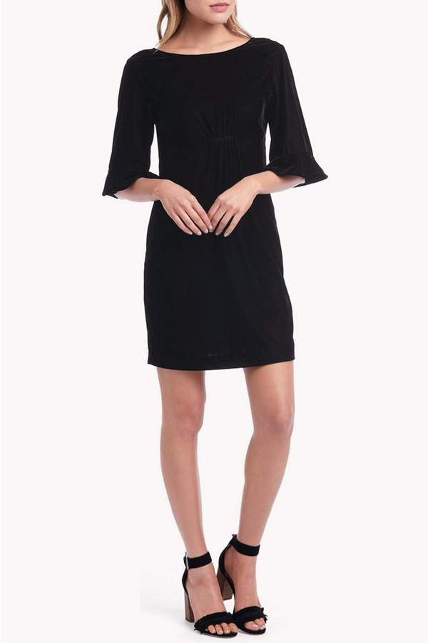 Ella Moss Duchess Velvet Dress