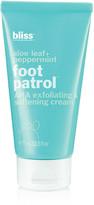 Bliss Foot Patrol Cream