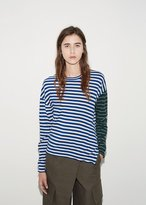 Ports 1961 Contrast Stripe Sweater