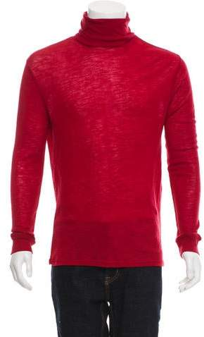 Balmain Wool Turtleneck Sweater