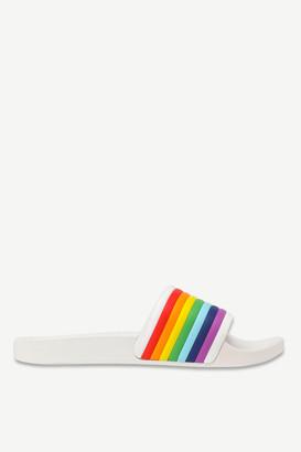 Ardene Rainbow Pool Slides