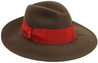 Borsalino Cashmere Fedora Hat