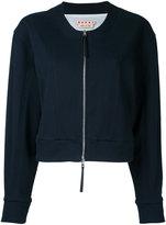Marni knitted jacket - women - Cotton - 44