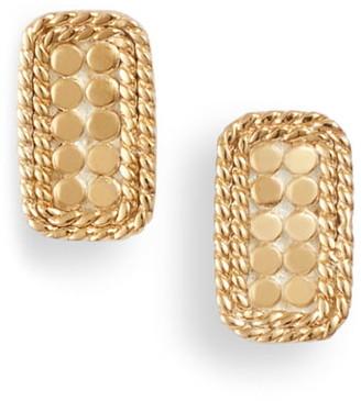 Anna Beck Bar Stud Earrings