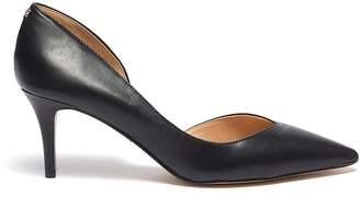 Sam Edelman 'Jari' leather d'Orsay pumps