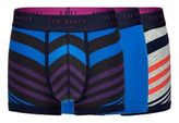 Ted Baker Pack Of Three Assorted Printed Boxers