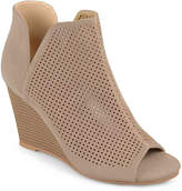 Journee Collection Women's Andies Wedge Bootie