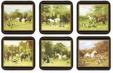 Pimpernel Tally Ho Coasters (Set of 6)