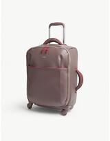 Lipault Variation spinner four-wheel cabin suitcase 55cm