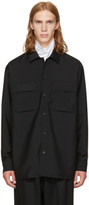 Acne Studios Black Houston Shirt