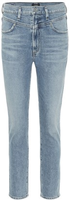 Citizens of Humanity Mia high-rise slim jeans
