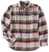 Woolrich Oxbow Pass Eco Rich Flannel Long-Sleeve Woven Shirt