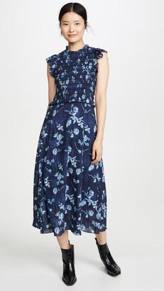 Sea Monet Smocked Dress