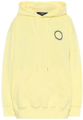 Stella McCartney Cotton jersey hoodie