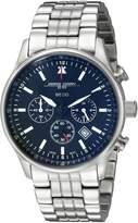 Jorg Gray Men's JG6500-71 Analog Display Quartz Silver Watch