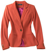 Quincy Chelsea Jacket Burnt Orange