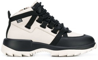 Camper Helix panelled sneakers