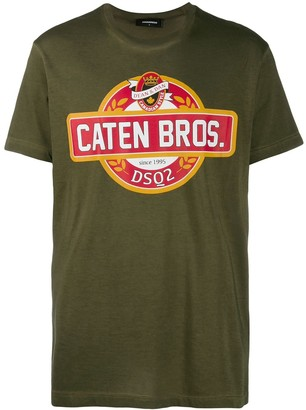 DSQUARED2 Caten Bros T-shirt