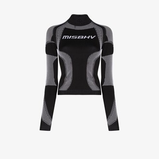 Misbhv Sport Active classic fitted performance top