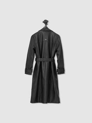 Deadwood Women's Terra Trench Coat